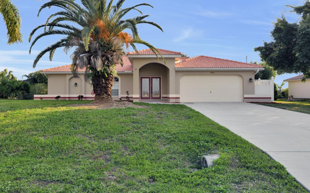3410 NW 9th Terrace, Cape Coral - Home For Sale 80629312