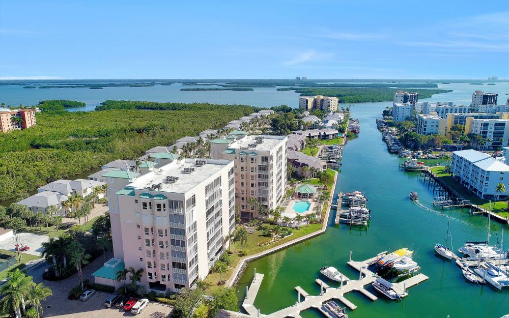 150 Lenell Rd #801, Fort Myers Beach - Vacation Rental 700091779