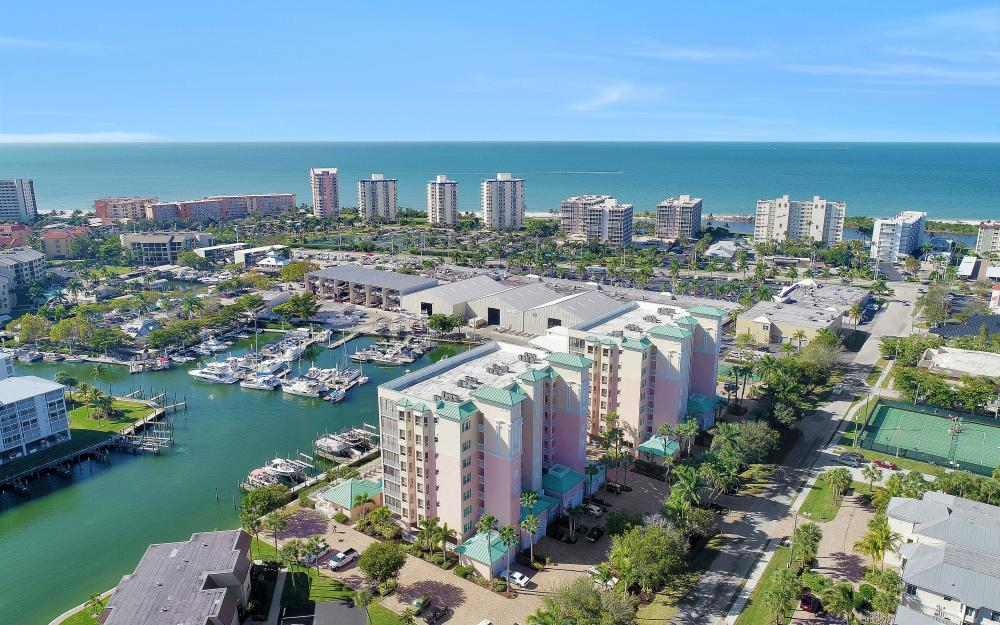 150 Lenell Rd #801, Fort Myers Beach - Vacation Rental 625216103
