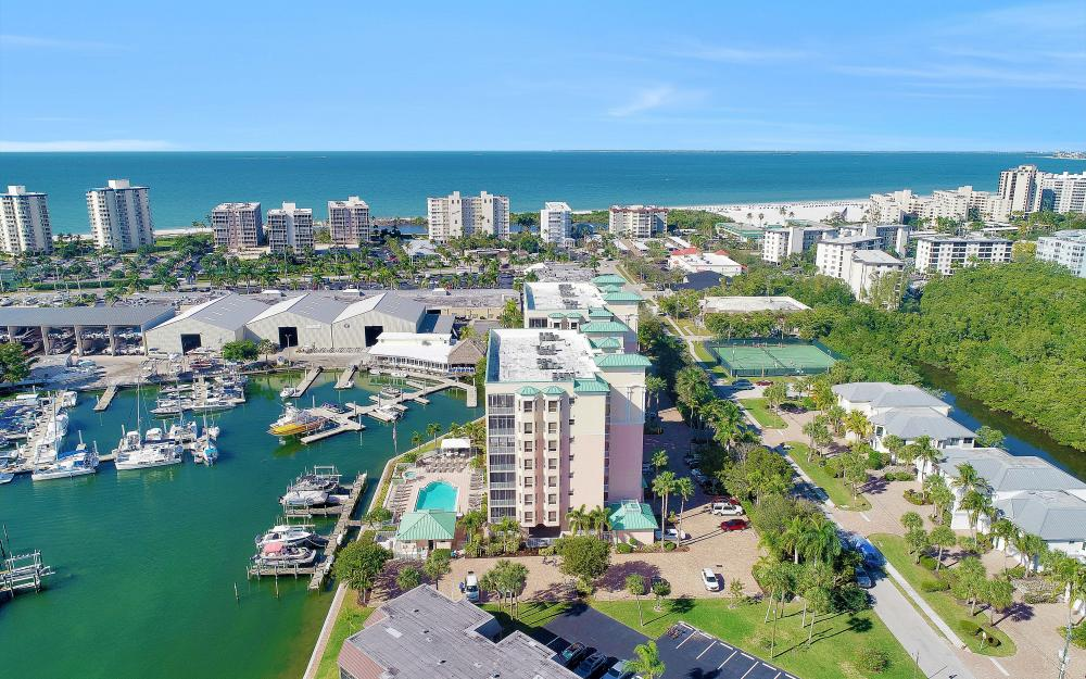 150 Lenell Rd #801, Fort Myers Beach - Vacation Rental 1164167509