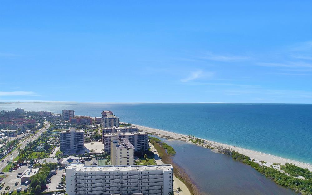150 Lenell Rd #801, Fort Myers Beach - Vacation Rental 1350017235