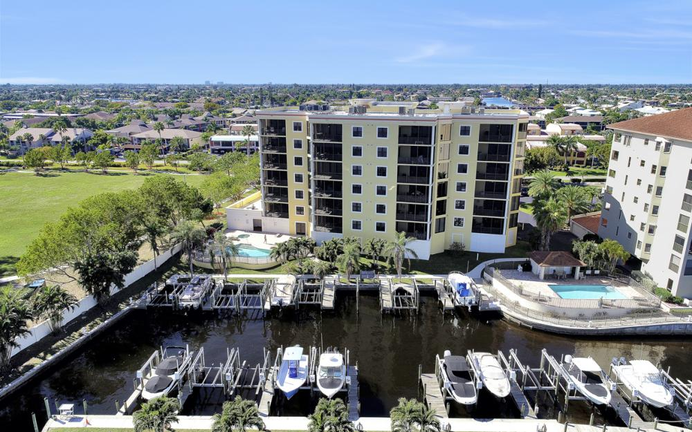 4029 SE 20th Pl #401, Cape Coral - Condo For Sale 6762261