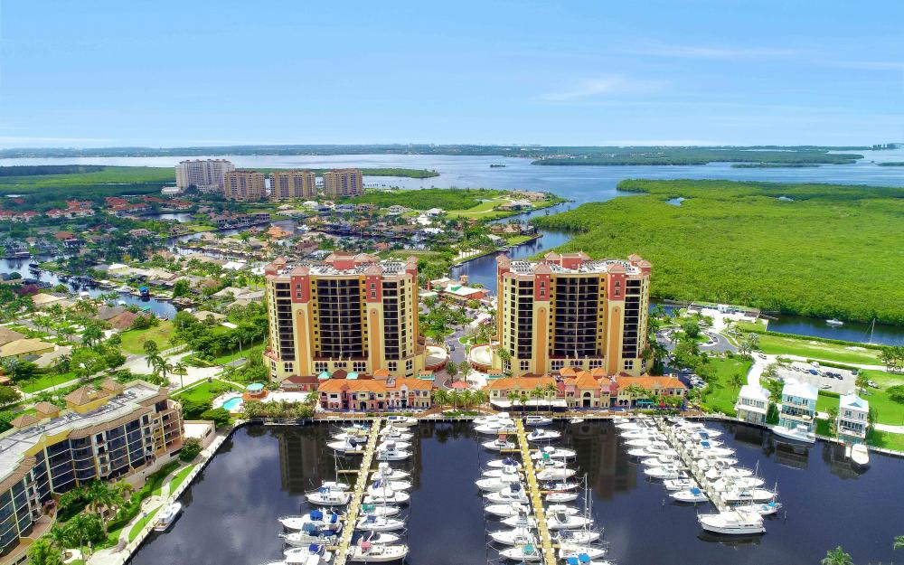 5781 Cape Harbour Dr #902, Cape Coral - Condo For Sale 281497793