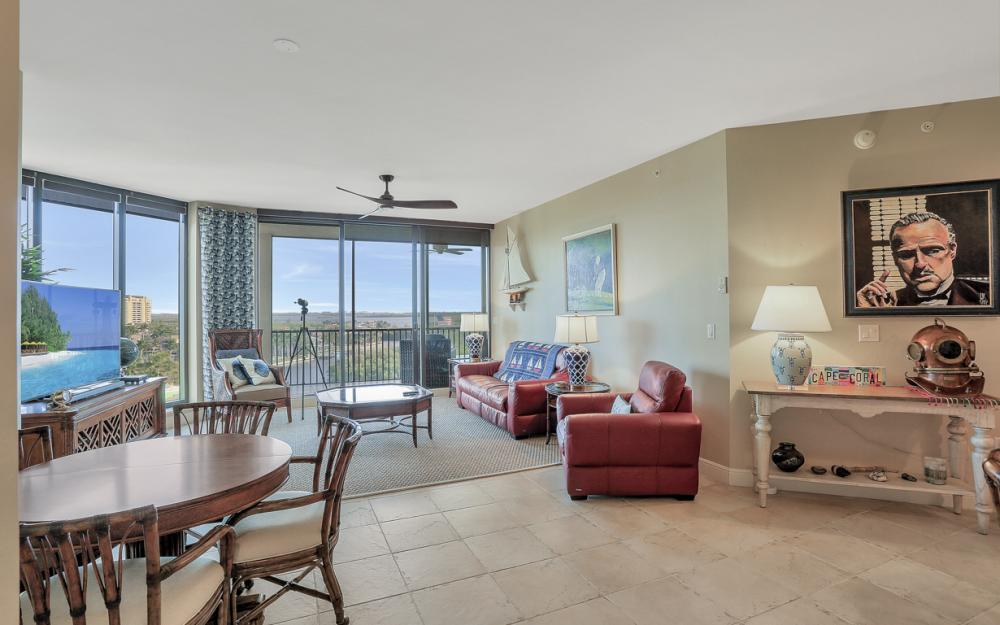 5781 Cape Harbour Dr #902, Cape Coral - Condo For Sale 138539230