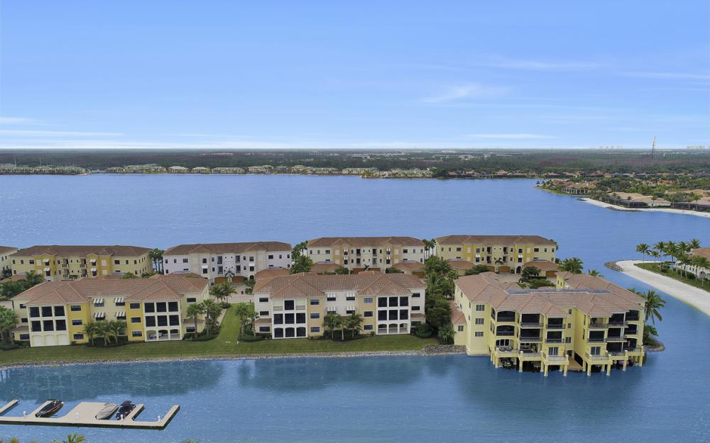 11010 Via Tuscany Ln #101, Miromar Lakes - Condo For Sale 2132876935