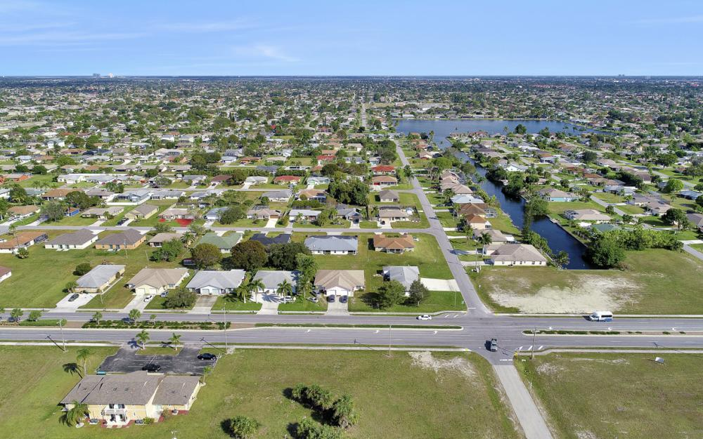 3430 Skyline Blvd, Cape Coral - Lot For Sale 346765492