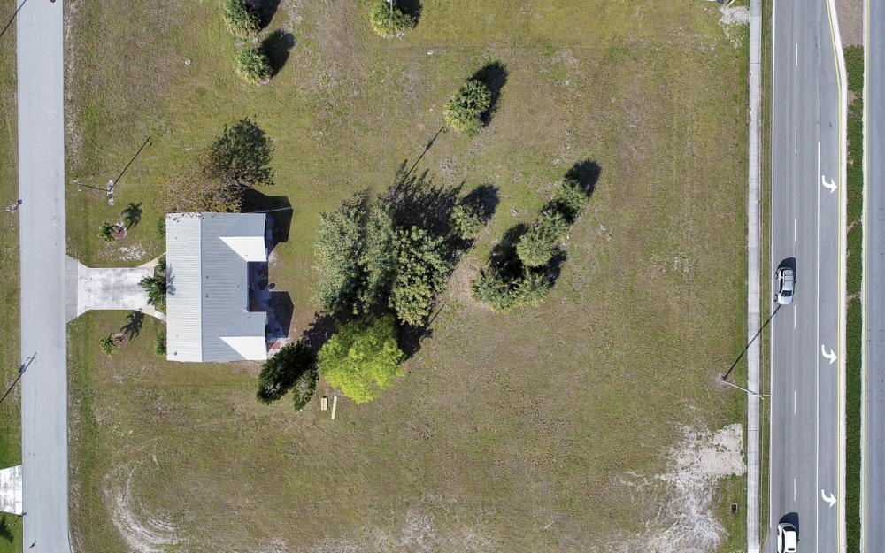 3430 Skyline Blvd, Cape Coral - Lot For Sale 241164827