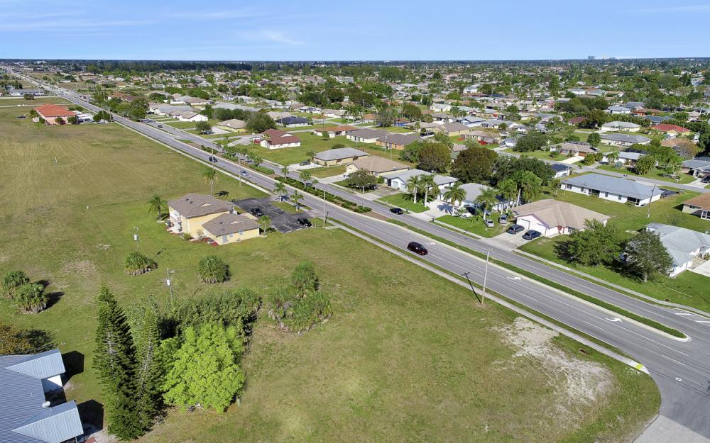 3430 Skyline Blvd, Cape Coral - Lot For Sale 1127562300