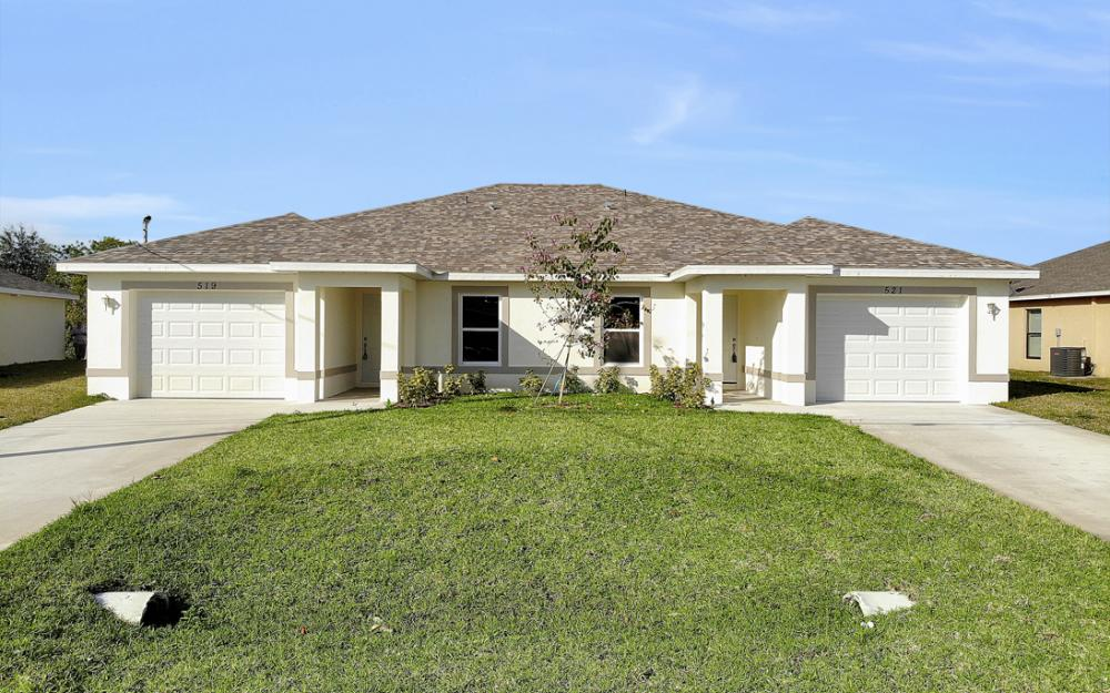 519 - 521 SE 4th Ter, Cape Coral - Home For Sale 215727105