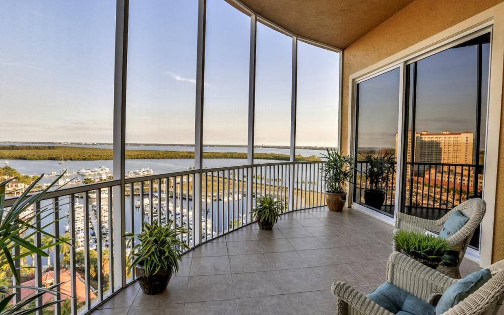 6081 Silver King Blvd PH# 1202, Cape Coral - Penthouse For Sale 1808715763
