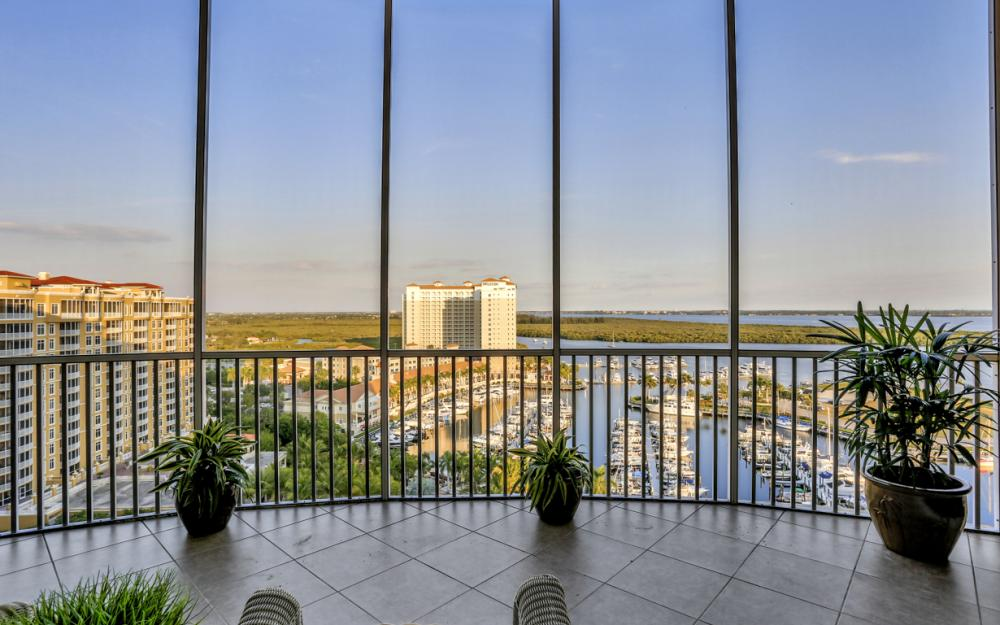 6081 Silver King Blvd PH# 1202, Cape Coral - Penthouse For Sale 1342570205