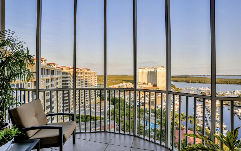 6081 Silver King Blvd PH# 1202, Cape Coral - Penthouse For Sale 809729637