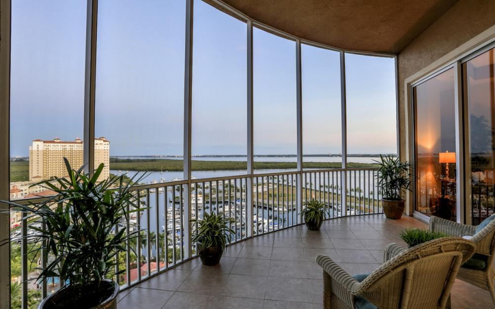 6081 Silver King Blvd PH# 1202, Cape Coral - Penthouse For Sale 204850848