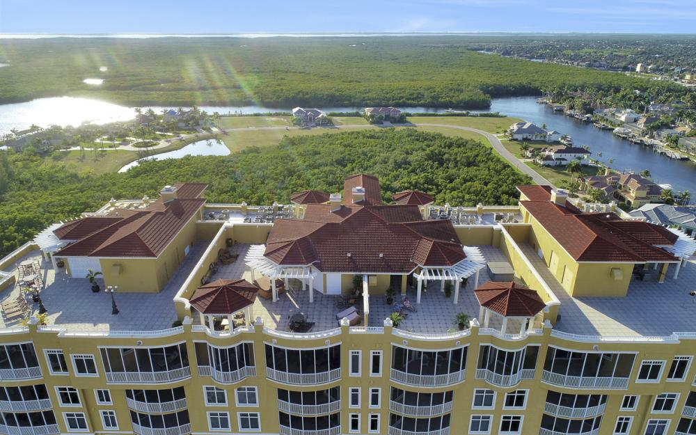 6081 Silver King Blvd PH# 1202, Cape Coral - Penthouse For Sale 597240635