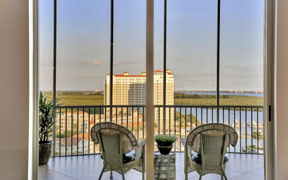 6081 Silver King Blvd PH# 1202, Cape Coral - Penthouse For Sale 1854677861