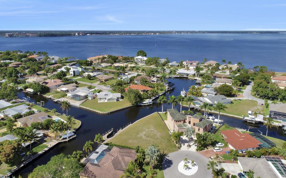 464 Keenan Ct, Fort Myers - Lot 912992337
