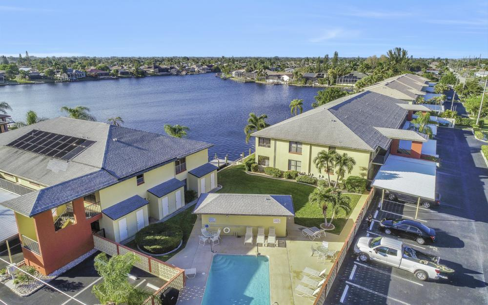 4704 SW. Santa Barbara Pl #102 Cape Coral - Condo For Sale 158737874