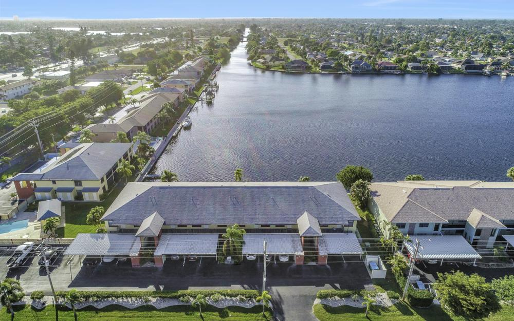 4704 SW. Santa Barbara Pl #102 Cape Coral - Condo For Sale 39653768
