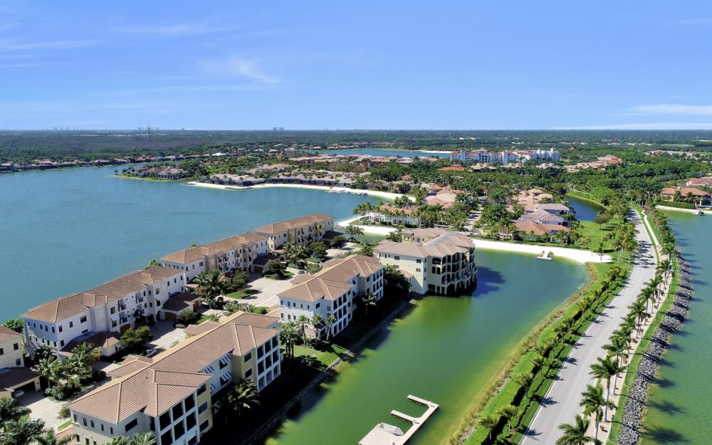 11010 Via Tuscany Ln #301, Miromar Lakes - Condo For Sale 1264187410