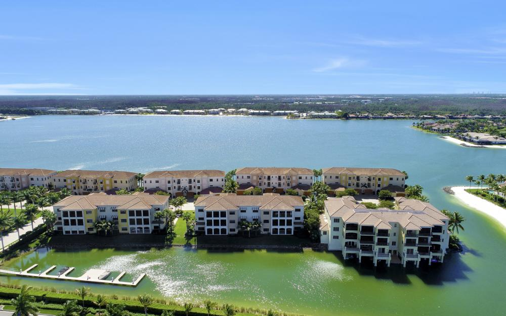 11010 Via Tuscany Ln #301, Miromar Lakes - Condo For Sale 1200041670