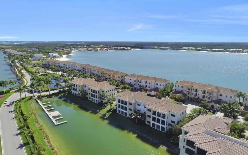 11010 Via Tuscany Ln #301, Miromar Lakes - Condo For Sale 2123268795