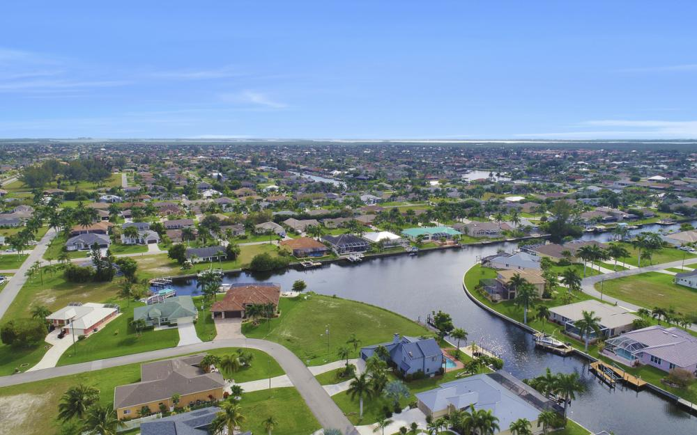 4324 SW 21st Pl, Cape Coral - Lot For Sale 666841505