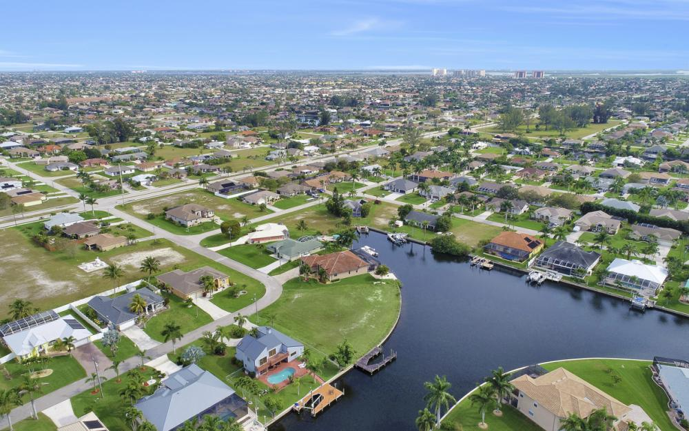 4324 SW 21st Pl, Cape Coral - Lot For Sale 19422838