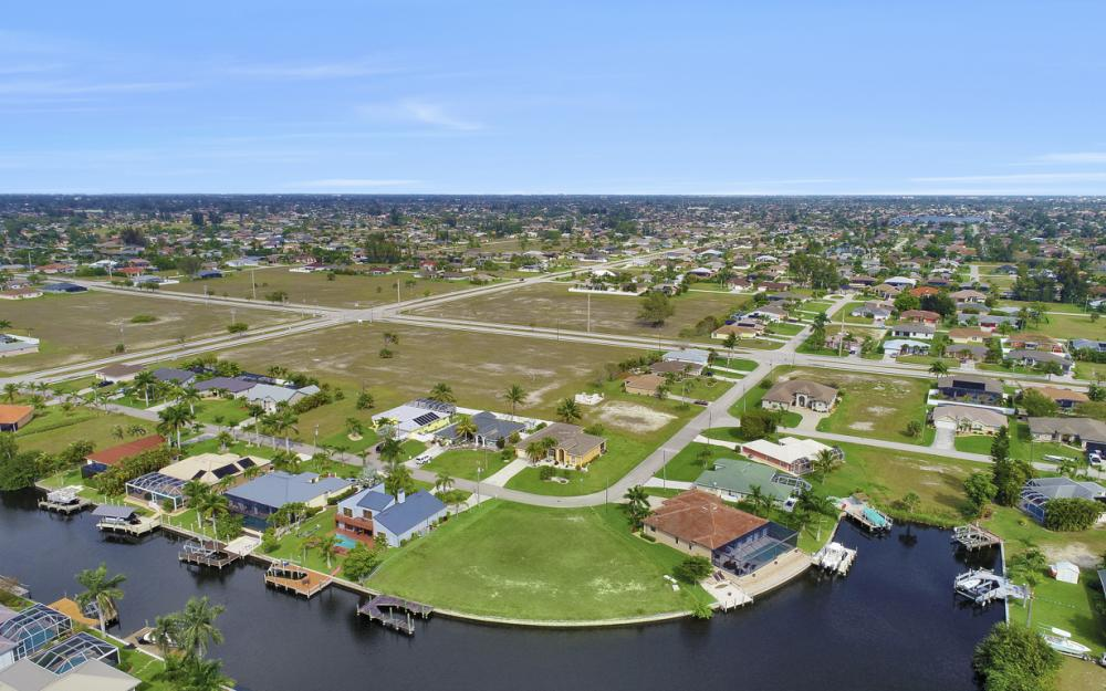4324 SW 21st Pl, Cape Coral - Lot For Sale 167820367