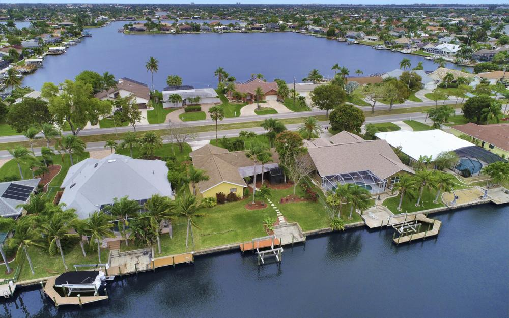 5008 Skyline Blvd Cape Coral - Home For Sale 1418612770