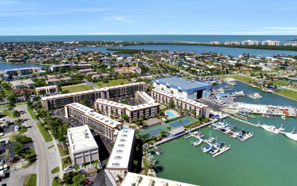 1012 Anglers Cove Bldg D #509, Marco Island - Condo For Sale 311800845