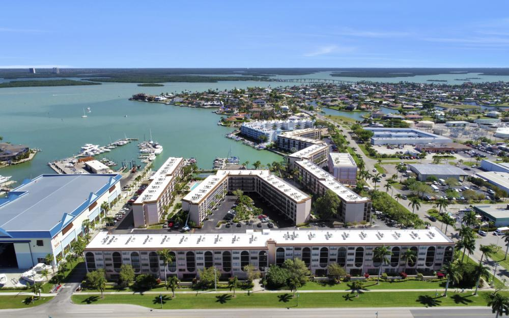 1012 Anglers Cove Bldg D #509, Marco Island - Condo For Sale 2143234338