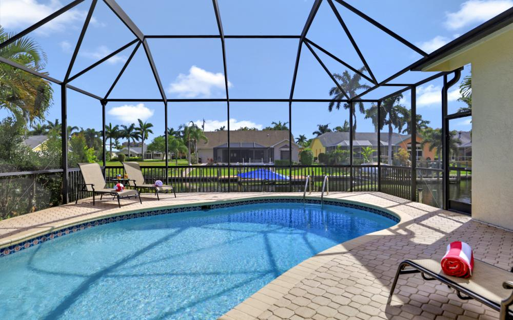 1504 SW 54th Ter, Cape Coral - Vacation Rental 809334297