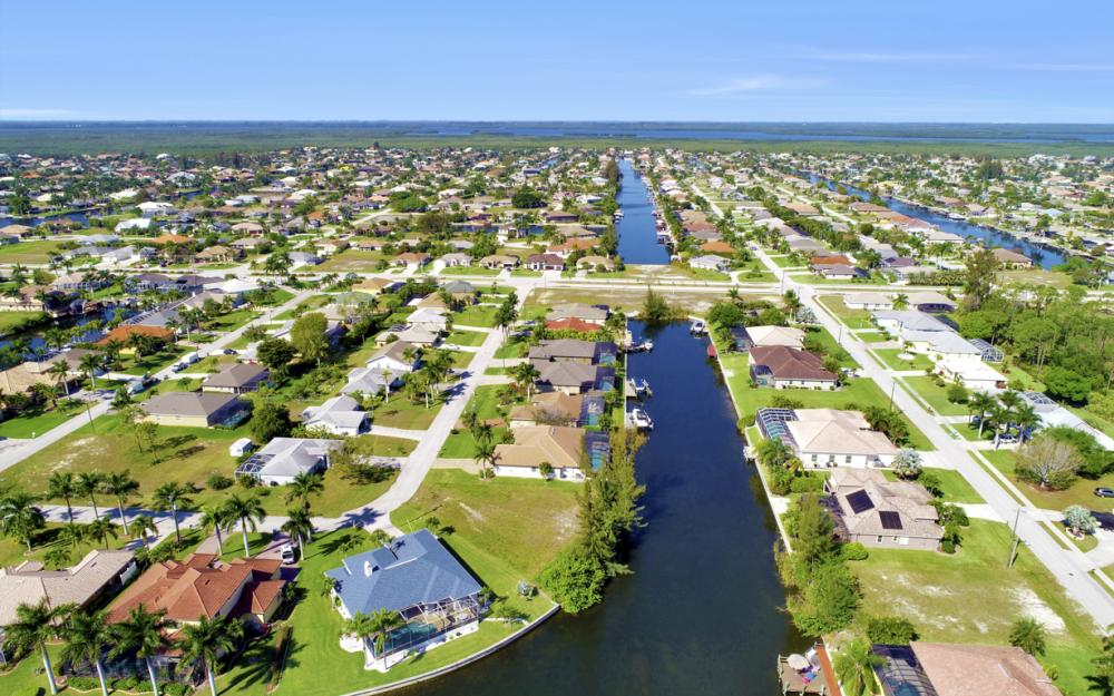 2301 SW 39th St Cape Coral - Lot For Sale 887775924