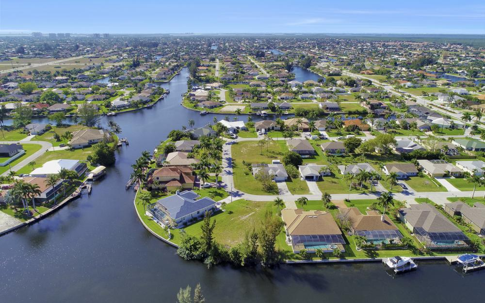 2301 SW 39th St Cape Coral - Lot For Sale 120150739