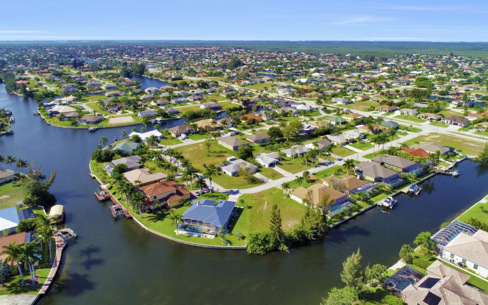 2301 SW 39th St Cape Coral - Lot For Sale 1058939472