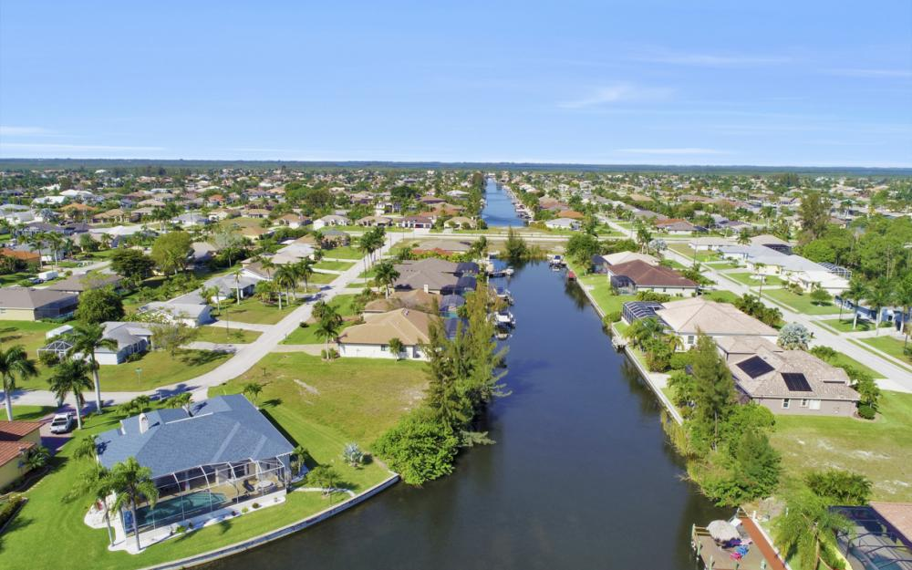 2301 SW 39th St Cape Coral - Lot For Sale 1541323615