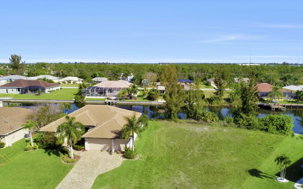 2301 SW 39th St Cape Coral - Lot For Sale 930901126