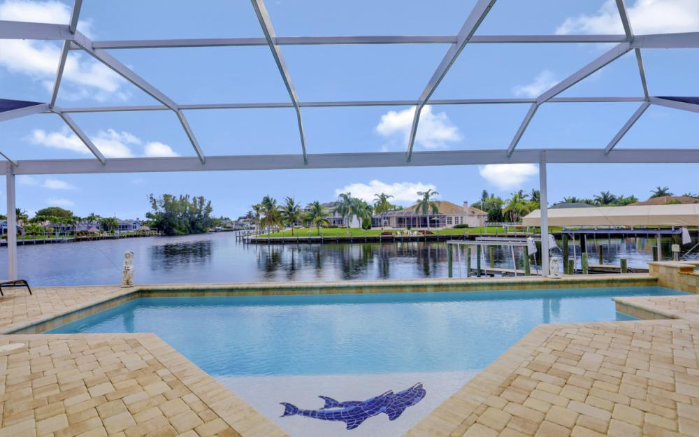 2502 SW 52nd Ln Cape Coral - Vacation Rental  1618094150