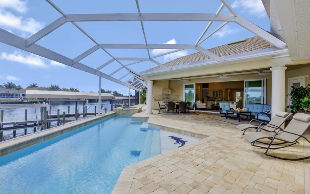 2502 SW 52nd Ln Cape Coral - Vacation Rental  490277232