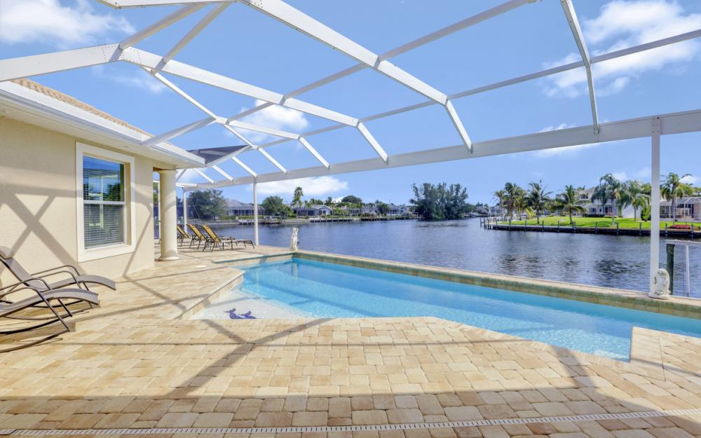 2502 SW 52nd Ln Cape Coral - Vacation Rental  1018633894