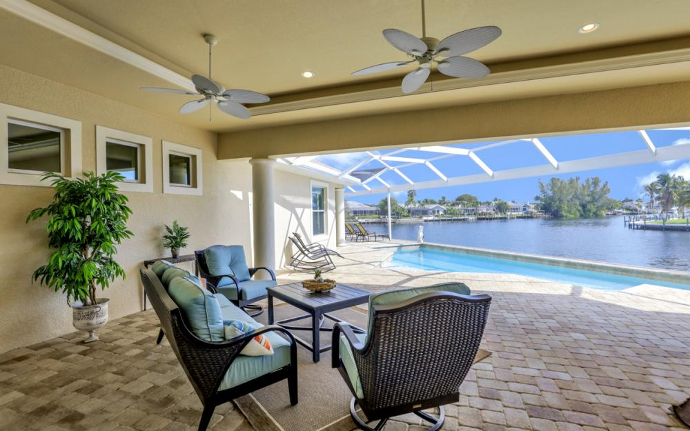 2502 SW 52nd Ln Cape Coral - Vacation Rental  1376543701