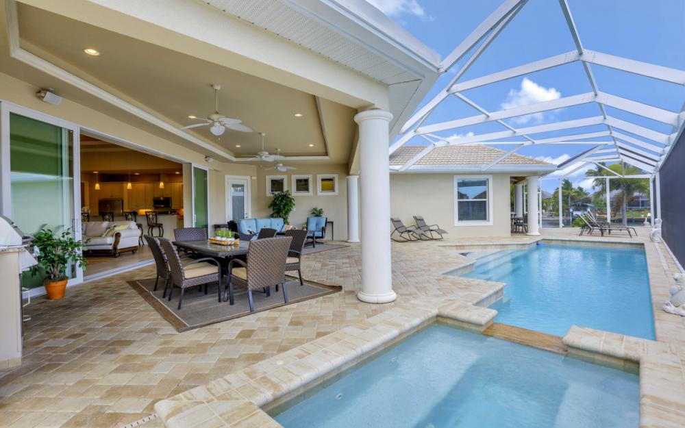 2502 SW 52nd Ln Cape Coral - Vacation Rental  120823420