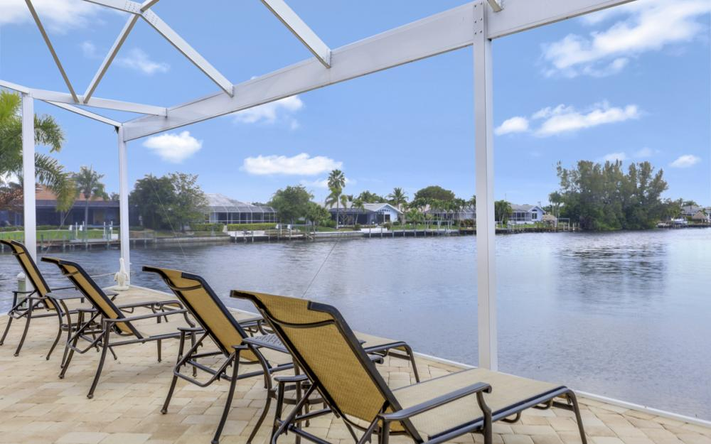 2502 SW 52nd Ln Cape Coral - Vacation Rental  601131296