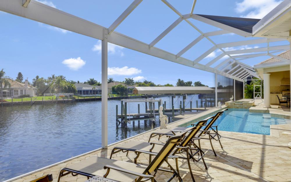 2502 SW 52nd Ln Cape Coral - Vacation Rental  131129377