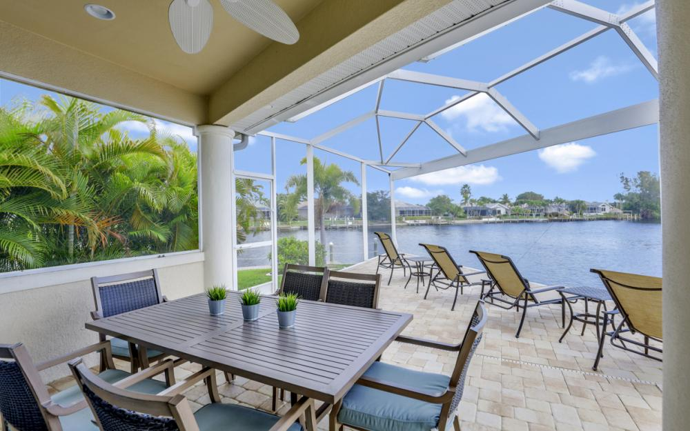 2502 SW 52nd Ln Cape Coral - Vacation Rental  1003488399