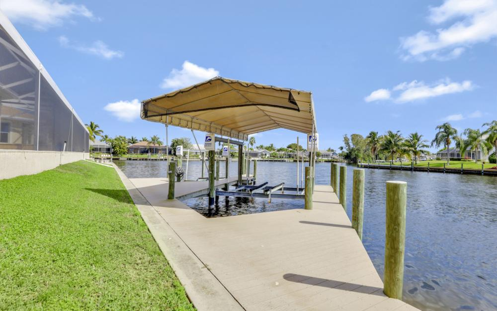 2502 SW 52nd Ln Cape Coral - Vacation Rental  869702030