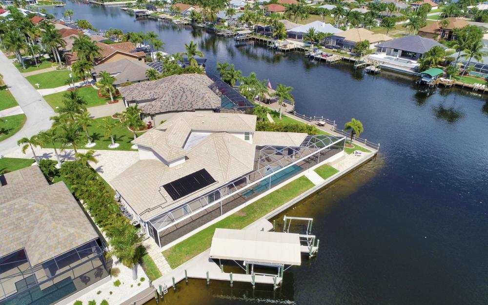 2502 SW 52nd Ln Cape Coral - Vacation Rental  1335210129