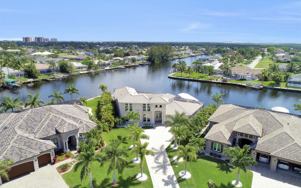 2502 SW 52nd Ln Cape Coral - Vacation Rental  1324380038