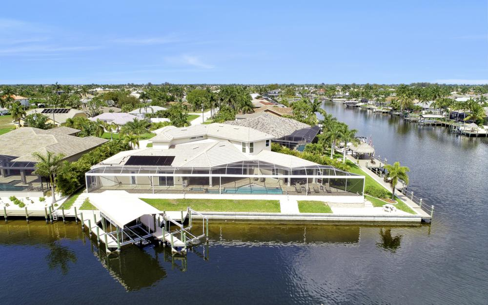 2502 SW 52nd Ln Cape Coral - Vacation Rental  1564275286