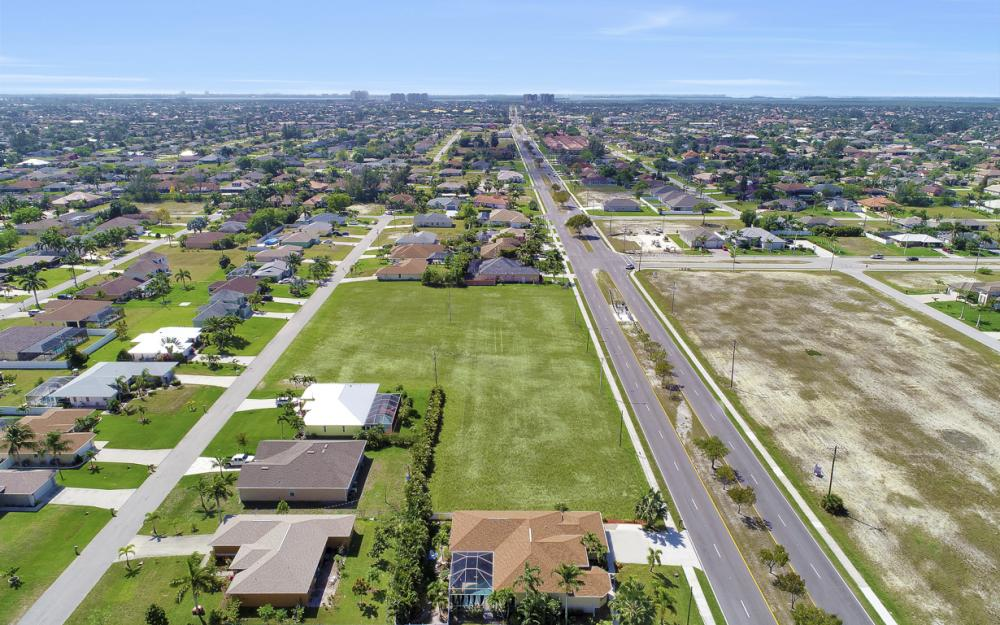 4121 Chiquita Blvd S, Cape Coral - Lot For Sale 2032417154